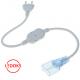 Сетевой шнур 220 V для неона без иглолки