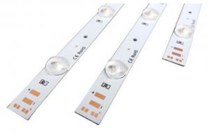 Линзованные LED линейки