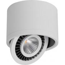 Светодиодный светильник AL523 накладной 10W 4000K белый поворотный
