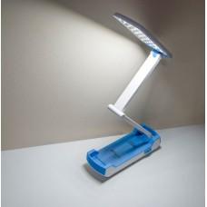 Настольный светодиодный светильник DE1703 2,6W, голубой