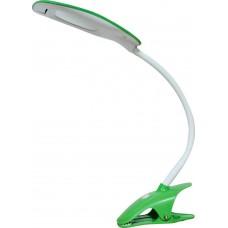 Настольный светодиодный светильник DE1708 5W, зеленый