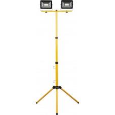 Светодиодный прожектор LL-503 на штативе 2*50W 6400K IP65