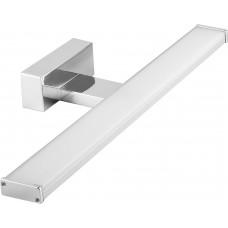 Светодиодная подсветка AL5080 для зеркал 4000K 8W в алюминиевом корпусе IP44