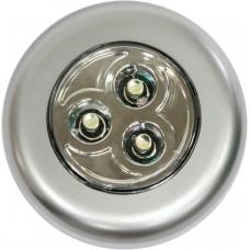 Светильник ночник FN1203 0,18W, серебряный