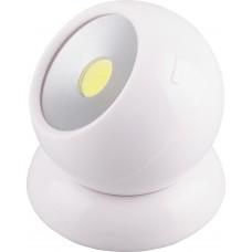 Светодиодный поворотный светильник FN1209, 3W, белый