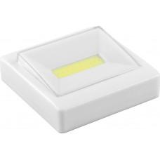 Светодиодный светильник-кнопка FN1206 3W, белый