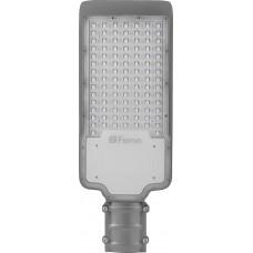 Светодиодный уличный консольный светильник SP2922 50W 6400K AC100-265V, серый 32214