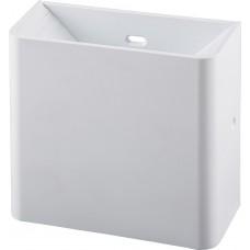 Светильник садово-парковый DH028, 3W, 230V, белый 11886