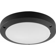Светильник садово-парковый DH030, E27 230V, черный 11868
