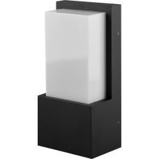 Светильник садово-парковый DH0601, E27 230V, черный 11874