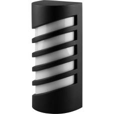 Светильник садово-парковый DH0603, E27 230V, черный 11875