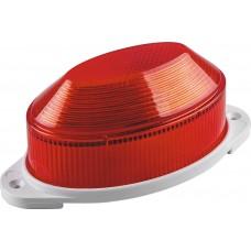 Cветильник-вспышка (стробы), 18LED 1,3W, красный STLB01