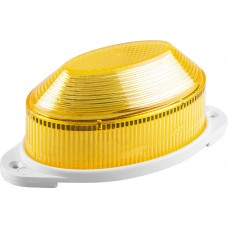 Cветильник-вспышка (стробы), 18LED 1,3W, желтый STLB01