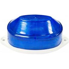 Светильник-вспышка (стробы) 3,5W 230V, синий, ST1B