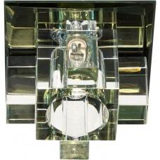 Светильник потолочный, JCD9 G9 с прозрачный, прозрачный, с лампой, JD178 18785