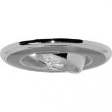 Светильник потолочный, MR11 G4.0 серый-хром, 301T-MR11 17527