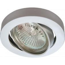 Светильник потолочный, MR16 50W G5.3 алюминий, DL162 17951