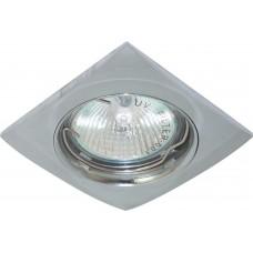 Светильник потолочный, MR16 50W G5,3 хром, DL156 28170