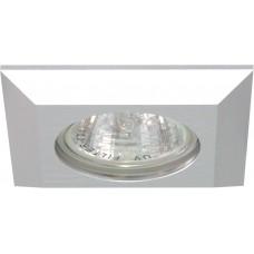 Светильник потолочный, MR16 G5.3 алюминий, DL229 18599