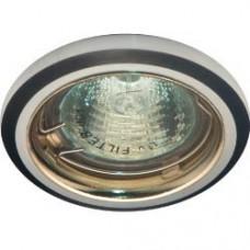 Светильник потолочный, MR16 G5.3 черный-алюминий,золото, DL1019 20136