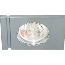 Светильник потолочный MR16 MAX50W 12V G5.3, хром, DL3A 28364