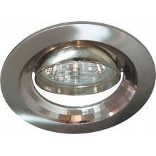 Светильник встраиваемый 2009DL потолочный MR16 G5.3 титан 17832