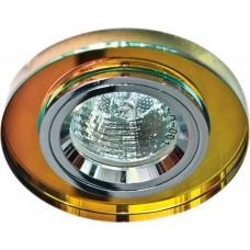 Светильник встраиваемый 8060-2 потолочный MR16 G5.3 мультиколор 19712