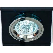Светильник встраиваемый 8170-2 потолочный MR16 G5.3 серый 19722