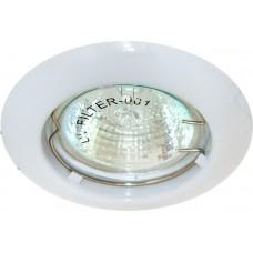 Светильник встраиваемый DL110A потолочный MR11 G5.3 белый 15005