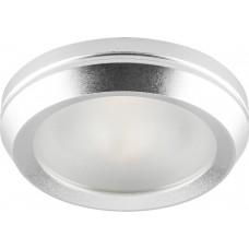 Светильник встраиваемый DL209 MR16 G5.3 алюминий 18590