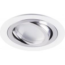 Светильник встраиваемый DL2811 потолочный MR16 G5.3 белый 32643