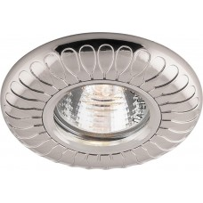Светильник встраиваемый DL6047 потолочный MR16 G5.3 титан 28961