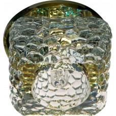 Светильник встраиваемый JD185 потолочный JCD9 G9 желтый 18923