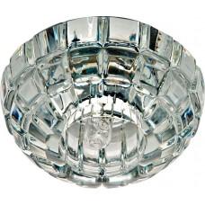 Светильник встраиваемый JD87 потолочный JCD9 G9 прозрачный, хром 18859