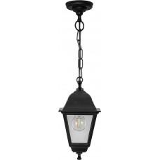 Светильник садово-парковый НСУ 04-60-001 подвесной, 4-х гранник 60W E27 230V, черный 32255