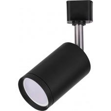 Светильник AL155 трековый на шинопровод под лампу GU10, черный 32474