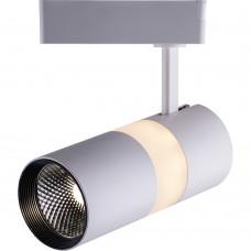 Светодиодный светильник AL108 трековый на шинопровод 12+5W, 35 градусов, 4000К и подсветка 3000К 32452