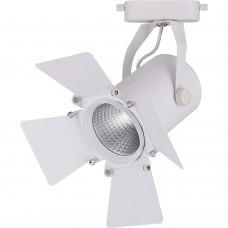 Светодиодный светильник AL110 трековый на шинопровод 30W 4000K 35 градусов белый 32558