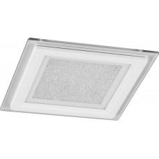 Светодиодный светильник AL2121 встраиваемый 12W 4000K белый