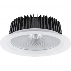 Светодиодный светильник AL251 встраиваемый 12W 4000K белый