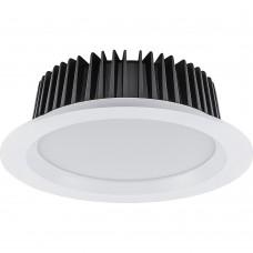 Светодиодный светильник AL253 встраиваемый 12W 4000K белый
