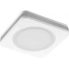Светодиодный светильник AL601 встраиваемый 7W 4000K белый