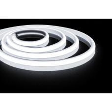 Cветодиодная неоновая LED лента LS651, 180SMD(2835)/м 14.4Вт/м 5м IP68 12V 6500К