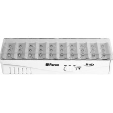 Светильник аккумуляторный, 30 LED DC, белый, EL15