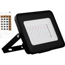Светодиодный прожектор LL-613 IP65 50W RGB 29703