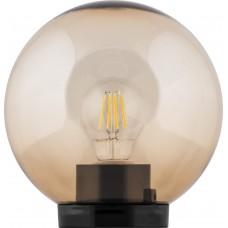 Светильник садово-парковый НТУ 01-60-253 шар ПМАА E27 230V, золотой 11565