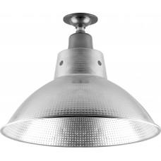 Светильник HL38 купольный 60W E27 230V, хром