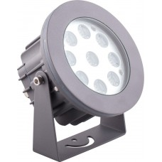 Светодиодный светильник ландшафтно-архитектурный LL-878 Luxe 230V 9W RGB IP67 32047