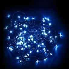 Светодиодная гирлянда CL08 линейная 230V синий c питанием от сети 32319