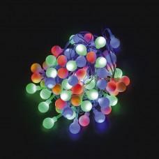 Светодиодная гирлянда CL65 фигурная 230V разноцветная c питанием от сети